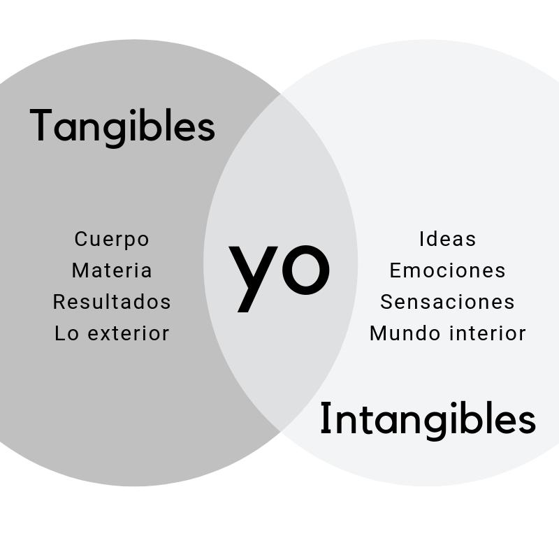 mundo tangible e intangible