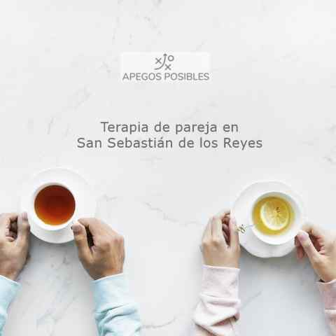 terapia de pareja en San Sebastián de los Reyes