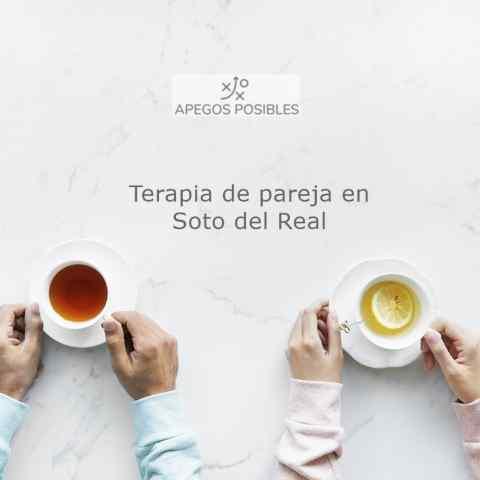 Terapia de pareja en Soto del Real. Madrid