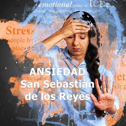 Tratamiento de la ansiedad en San Sebastián de los Reyes