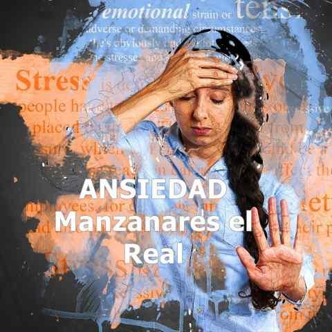 Tratamiento de la ansiedad en Manzanares el Real