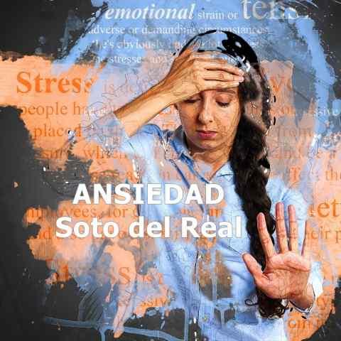 Tratamiento de la ansiedad en Soto del Real